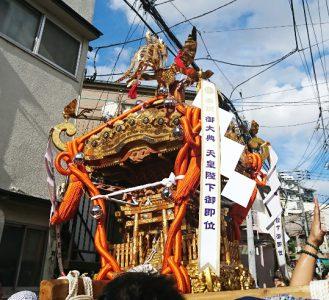 御霊神社例大祭